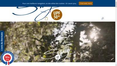 Site internet de Soway