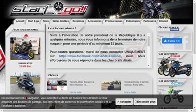 Site internet de Start And Go