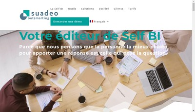 Site internet de Learning+