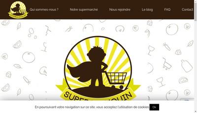 Site internet de Superquinquin