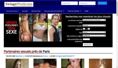Site internet de Eros Cafe