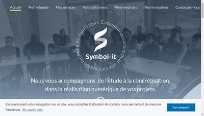 Site internet de Symbol-It