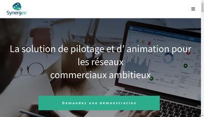 Site internet de Retaildrive France
