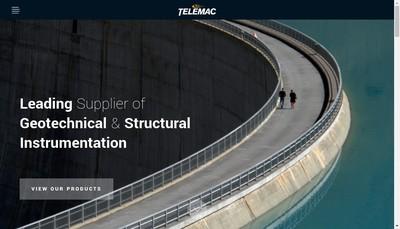 Site internet de Telemac