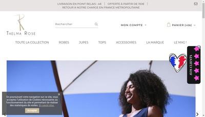 Site internet de Stephanie B de Mois en Moi