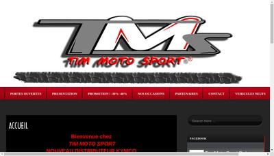 Site internet de Tms