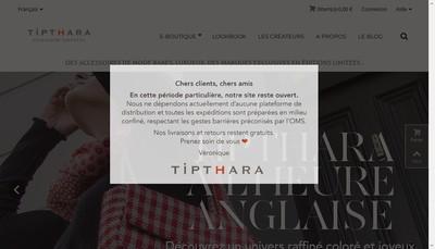 Site internet de Tipthara