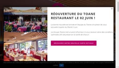 Site internet de Le Toane