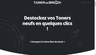 Site internet de Toner de Breizh