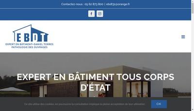 Site internet de Ebdt