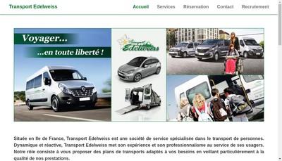 Site internet de Edelweiss