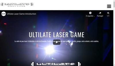 Site internet de Ultilate