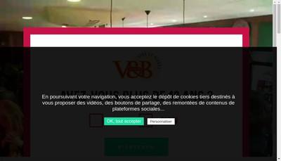 Site internet de V And B