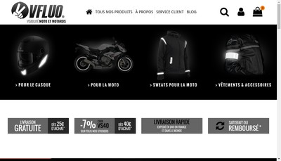 Site internet de Vfluo