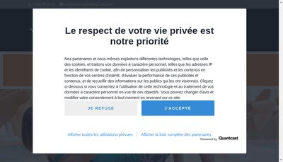 Site internet de Viva Form