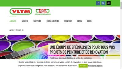 Site internet de Vlym