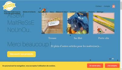 Site internet de Vous