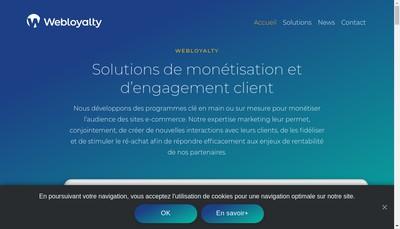 Site internet de Wl France SAS