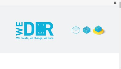 Site internet de Wedr