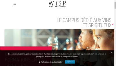 Site internet de Wips