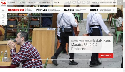 Site internet de 14 Septembre - Archidesignews Fr