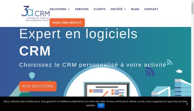 Site internet de Coratec