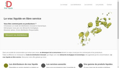 Site internet de 3 J Developpement