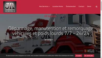 Site internet de Les 3 R