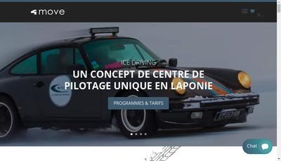 Site internet de 4Move Consulting
