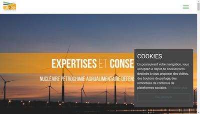Site internet de A2Se Conseil
