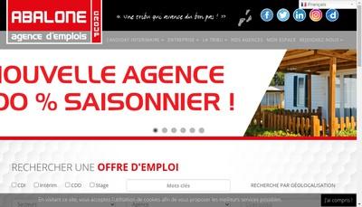 Site internet de Abalone Tt Bayonne