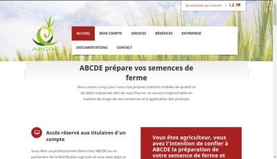 Site internet de ABCDE