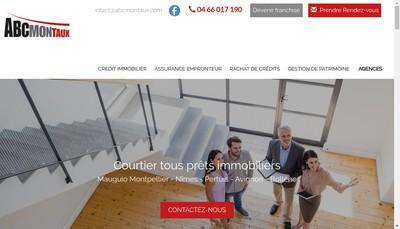 Site internet de Abcmontaux