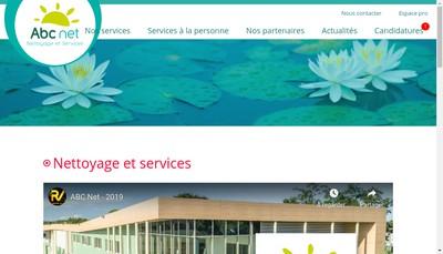 Site internet de Abc Net