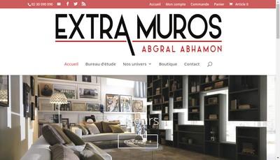 Site internet de Creation Abgral Abhamon