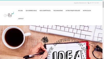 Site internet de Abjcom