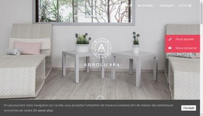 Site internet de Absolu