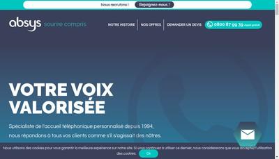 Site internet de Azeane