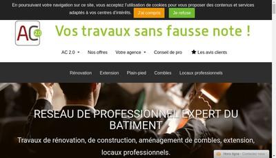 Site internet de Réseau AC-2.0