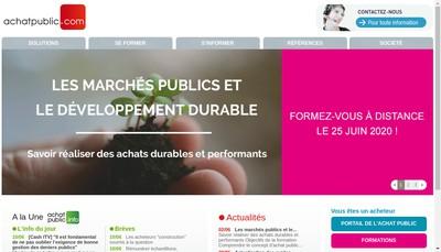 Site internet de Forsup
