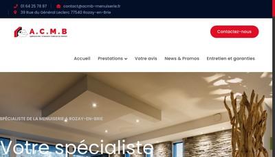 Site internet de ACMB