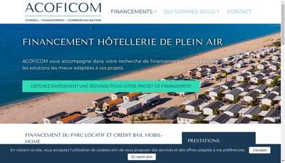 Site internet de Verhaeghe Finance