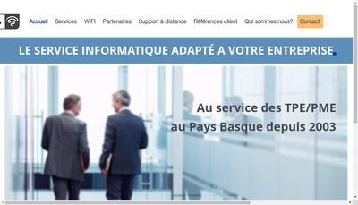 Site internet de Acp64