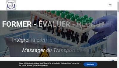 Site internet de Acquis Pro