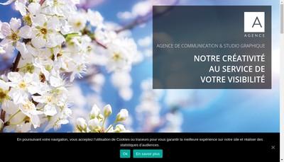 Site internet de Acteris