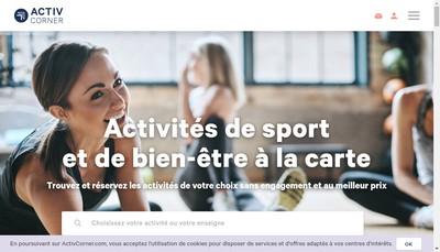 Site internet de Sportbudiz Co