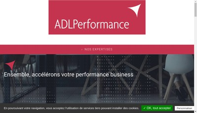 Site internet de Adlp-France Abonnements Entreprises