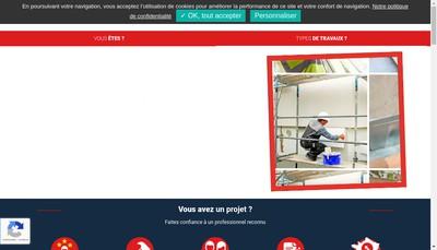 Site internet de Ad Validem