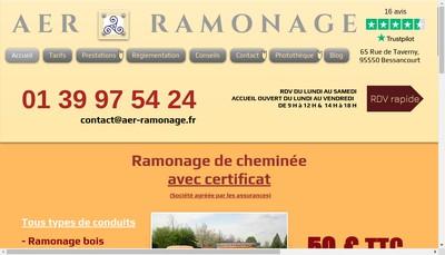 Site internet de Aer-Ramonage