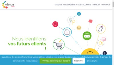 Site internet de Proxicall